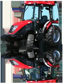 Tym Traktor T503 mit Kabine