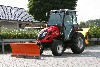 Tym Traktor T353 mit Kabine - Winterdienst