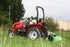 TYM Traktor T353 mit Peruzzo Schlegelmulcher 140cm