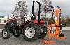 TYM Traktor T433 mit Holzspalter